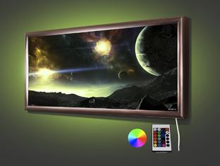 Космическая панорама 70,5* 32,5 см