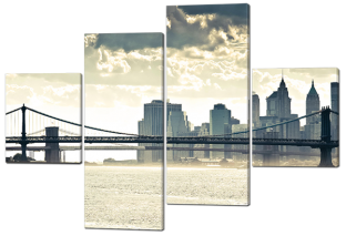 Мост серпия 166* 114 см