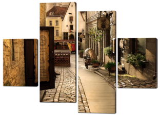 Ретро переулок