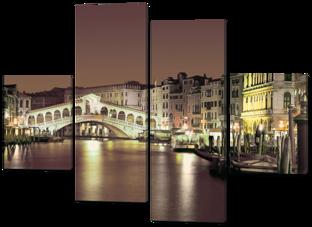 Венецианская ночь 126* 93 см