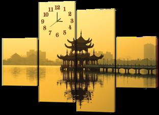 Китай храм Мол 126* 93 см
