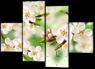 Весна в цветах 126* 93 см