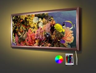 Подводный мир 70,5* 32,5 см