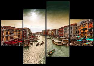 Панорама Венеции 166* 114 см