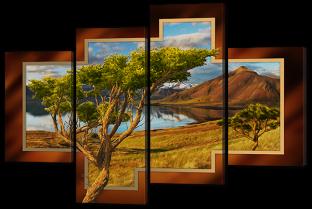 Ландшафт природный