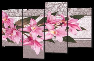 Орхидея абстракция