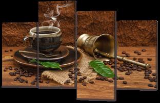Кофе заварное, турка