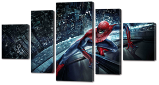 Человек паук 140* 75,5 см