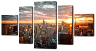 Город панорама