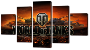 world of tanks 140*80