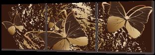 Бабочки 193 * 63 см