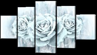 Нежные розы 140* 80 см