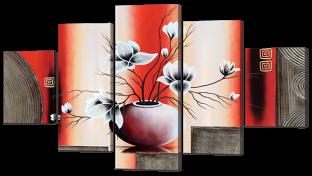 Ветви с цветами