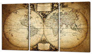 Карта мира со странами