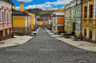 улицы в Киеве вид
