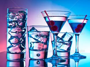 коктейли со льдом