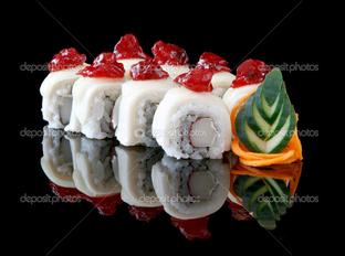 суши роллы