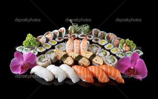 суши асорти