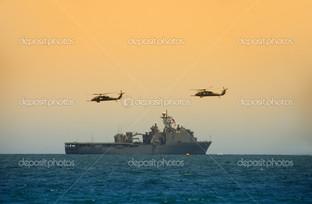 морской флот вертолеты