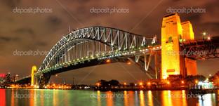 Опера-хаус и мост