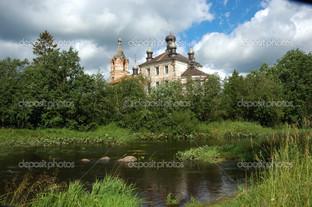 старые русские церкви