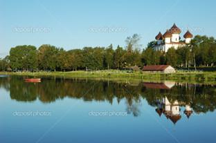 Россия город Каргополь
