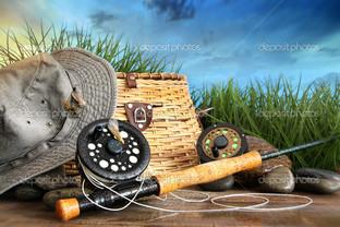 снаряжение рыбака