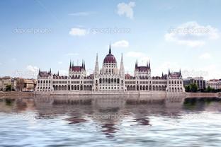 Венгерский парламент в Будапеште