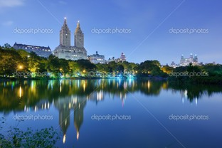 парк Нью-Йорк сити