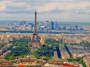 Монпарнас башня в Париже