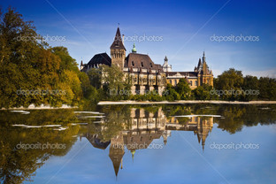 историческое здания в Будапеште