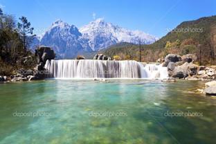 панорама чистая вода