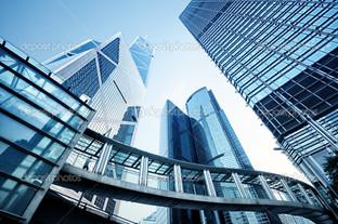 Гонгконг небоскрёбы