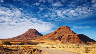 Калахари пустыня