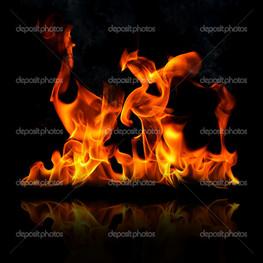 игра огня