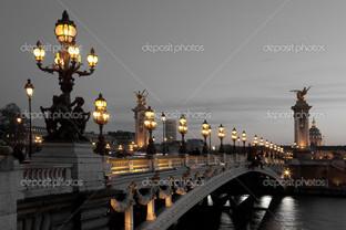Александр Сергеевич III мост фонари