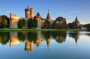 замок нижняя Австрия