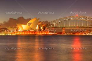 Австралия мост