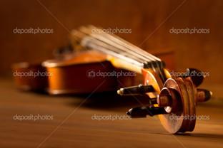 классическая скрипка