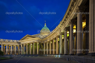 Казань собор в Санкт Петербурга