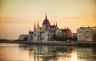 Венгерский парламент здание