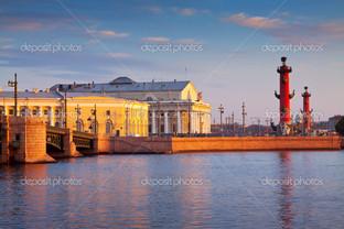 Васильевский остров день