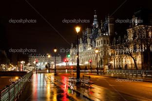 Сити Холл в Париже