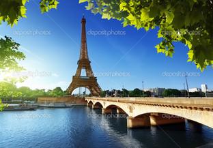 Эйфелева башня мост