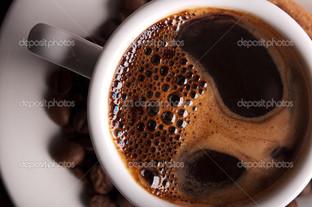 кофе в чашки