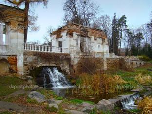 руины дендрарий в Александрии