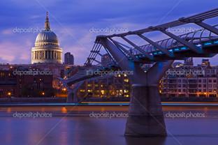 собор и Милениум мост