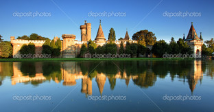 Лаксенбург замок нижняя Австрия
