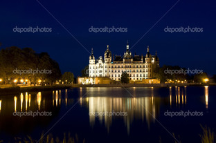 Шверинский замок