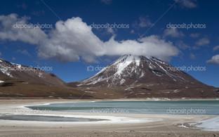природа горы в Боливии
